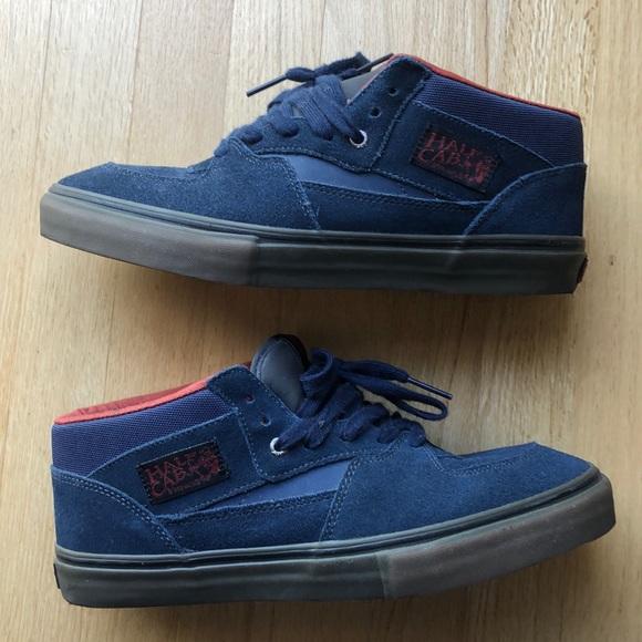Vans Half Cab Pro Shoes